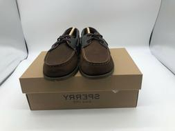 Brand New Authentic Original Brown Sperry Boat Shoes for Boy