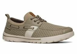 CLEARANCE - Del Marina by Skuze Shoes - Tan & Beige - Stretc