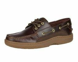 Sperry Men's Billfish 3-Eye Boat Shoes - Amaretto STS20876 N