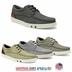 Men's Boat Shoes Lace up Casual Shoes Dress Shoes Fashion Sn