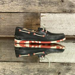 Men's Sperry Top-Sider A/O 2-Eye Leather Camouflage Boat Sho