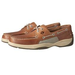 NEW!! Sperry Men's Tan Intrepid Boat Shoes Variety in Size