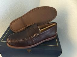 """NIB MEN SPERRY """"GOLD CUP"""" PENNY LOAFER/BOAT SHOES/FOOTWEAR S"""