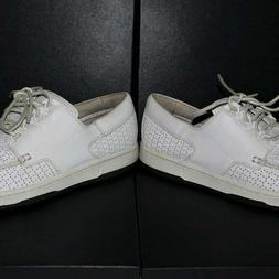 Nike Shoes Men's Size 11.5 Mad Jibe Boat Dock White Leather