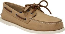 Men's Sperry 'Authentic Original' Boat Shoe, Size 10 W - Whi