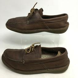Sperry Top Sider Boat Shoes Oxford Loafer Flats Slip On Leat