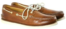 Sperry Top Sider Gold Cup Men's Boat Shoes Size 10.5 Leather