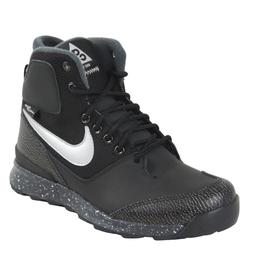 Nike Stasis ACG GS Boys Shoes 685610 001 Black Leather Boots