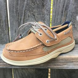 Sperry Toddler Boys Lanyard AC Boat Shoes 12M